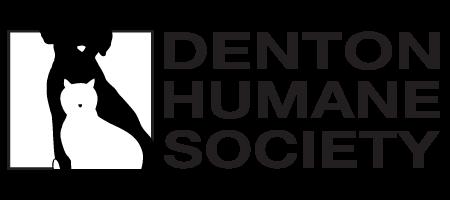 Denton Humane Society Retina Logo